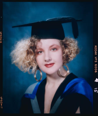 Negative: Anne Holden Graduate