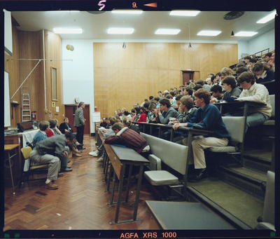 Negative: Lecture At Canterbury University