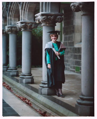 Negative: Keryn Peck Graduate