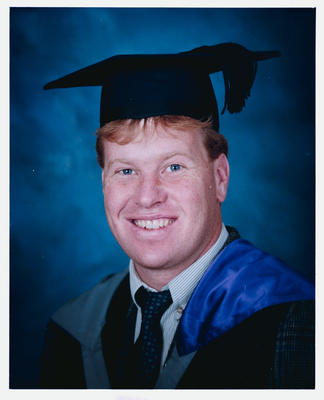 Negative: Michael Wetherall Graduate