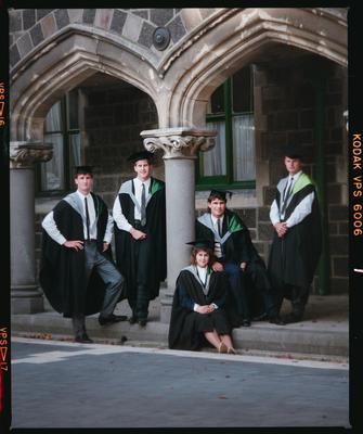 Negative: Five Graduates At Arts Centre