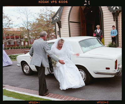 Negative: McConchie-Mann Wedding