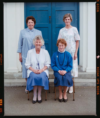 Negative: Women At Concord Lodge