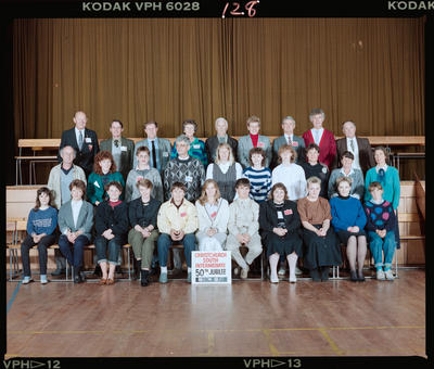 Negative: Christchurch South Intermediate 50th Jubilee