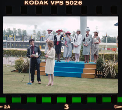 Negative: New Zealand Trotting Cup 1983