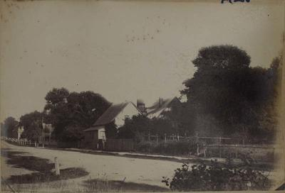 Photograph: A C Barker's House