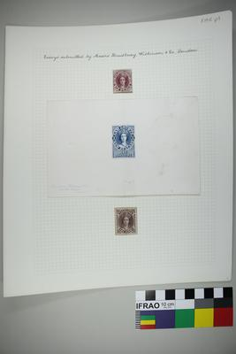 Page: Heaton Rhodes Stamp Album