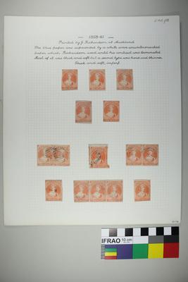 Page: Heaton Rhodes Stamp Album