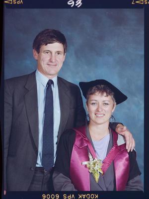 Negative: University Of Canterbury Graduation 1989