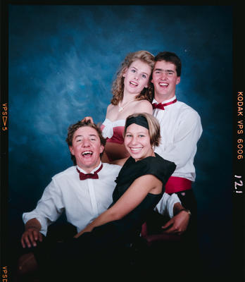 Negative: Villa Maria Ball 1989