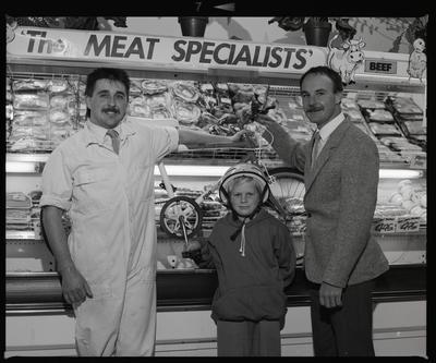 Negative: Meat Services Prize Winner
