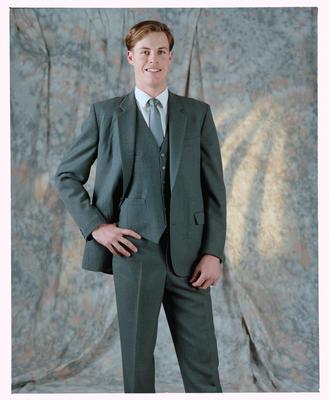 Negative: Chancery Suit Hire Model