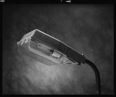Negative: Street Lamp Gough Tech