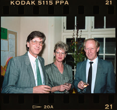 Negative: South Pacific English Centre Function 1990