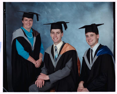 Negative: Hastie Family Graduates