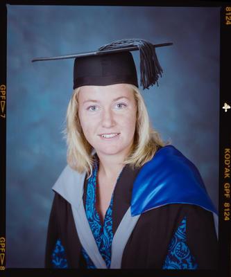 Negative: Cushla McDermott Graduate