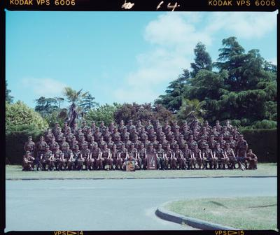 Negative: Burnham Military Camp Group