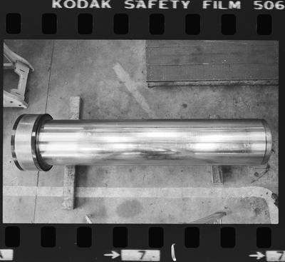 Negative: Mace Engineering Damaged Shaft