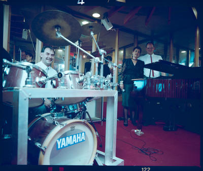 Negative: Band At Pagoda Court
