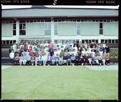 Negative: Christchurch Teachers College 1989 Group