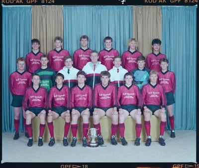 Negative: Canterbury Junior Football Association 1989 Team