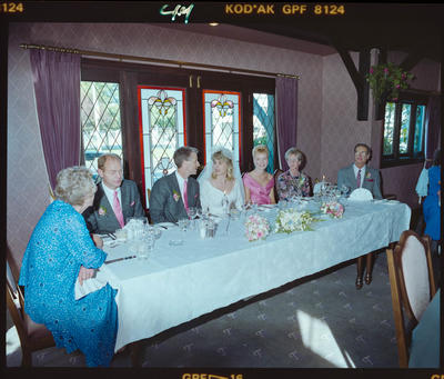 Negative: Plows-Ellis Wedding