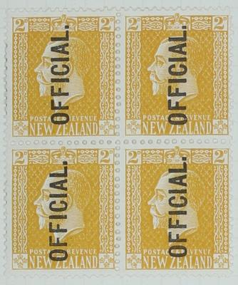 Stamps: New Zealand Two Pence