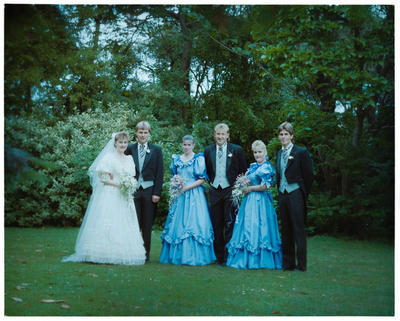 Negative: Danenberg-Fowler Wedding
