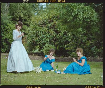 Negative: Gibb-O'Malley Wedding