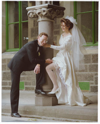 Negative: Denton-Brown Wedding