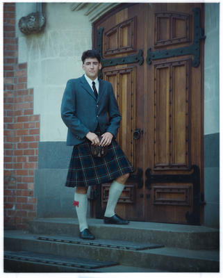 Negative: Andrew Kininmonth St Andrew's College