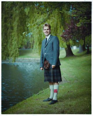 Negative: Mr Harvie St Andrew's College