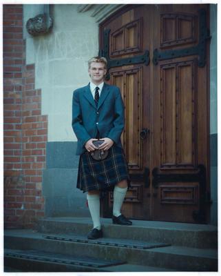 Negative: Mr Kerr St Andrew's College
