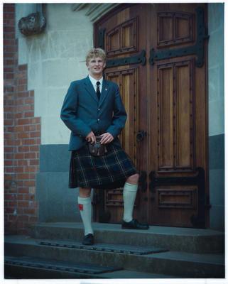 Negative: Mr Spark St Andrew's College