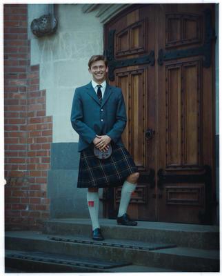 Negative: Mr Cockerill St Andrew's College
