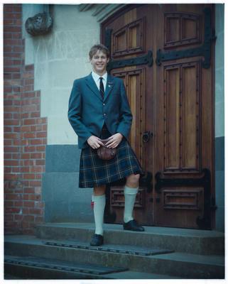 Negative: Mr Ben Glover St Andrew's College