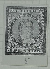 Proof: Cook Islands One Penny
