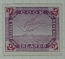 Proof: Cook Islands Two Pence