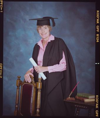 Negative: Jill Wreford Graduate