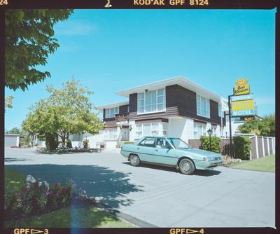 Negative: Best Western Alexandra Court Motel Exterior