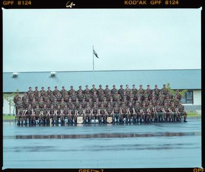 Negative: Burnham Military Camp 1990