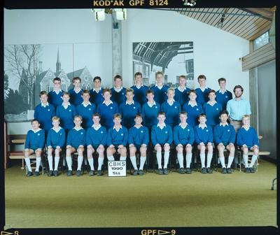 Negative: CBHS Form 5LL 1990