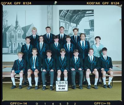 Negative: CBHS Form 6JM 1990