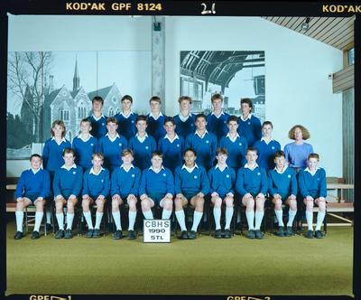 Negative: CBHS Form 5TL 1990