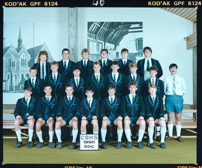 Negative: CBHS Form 6DC 1990