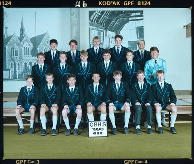 Negative: CBHS Form 6BE 1990