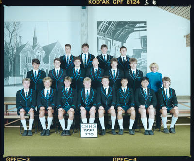 Negative: CBHS Form 7TO 1990