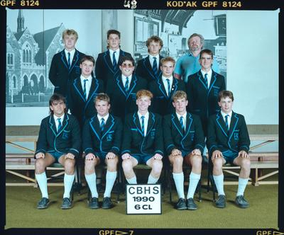 Negative: CBHS Form 6CL 1990