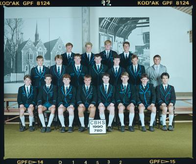 Negative: CBHS Form 7BD 1990