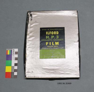 Box: Ilford Safety Film